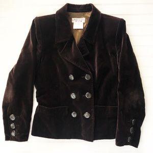 Vintage Yves Saint Laurent YSL 90s Blazer Jacket